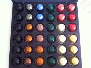 Coffee Selection Case